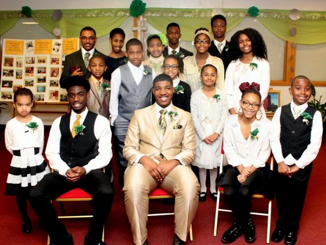Youth Ushers