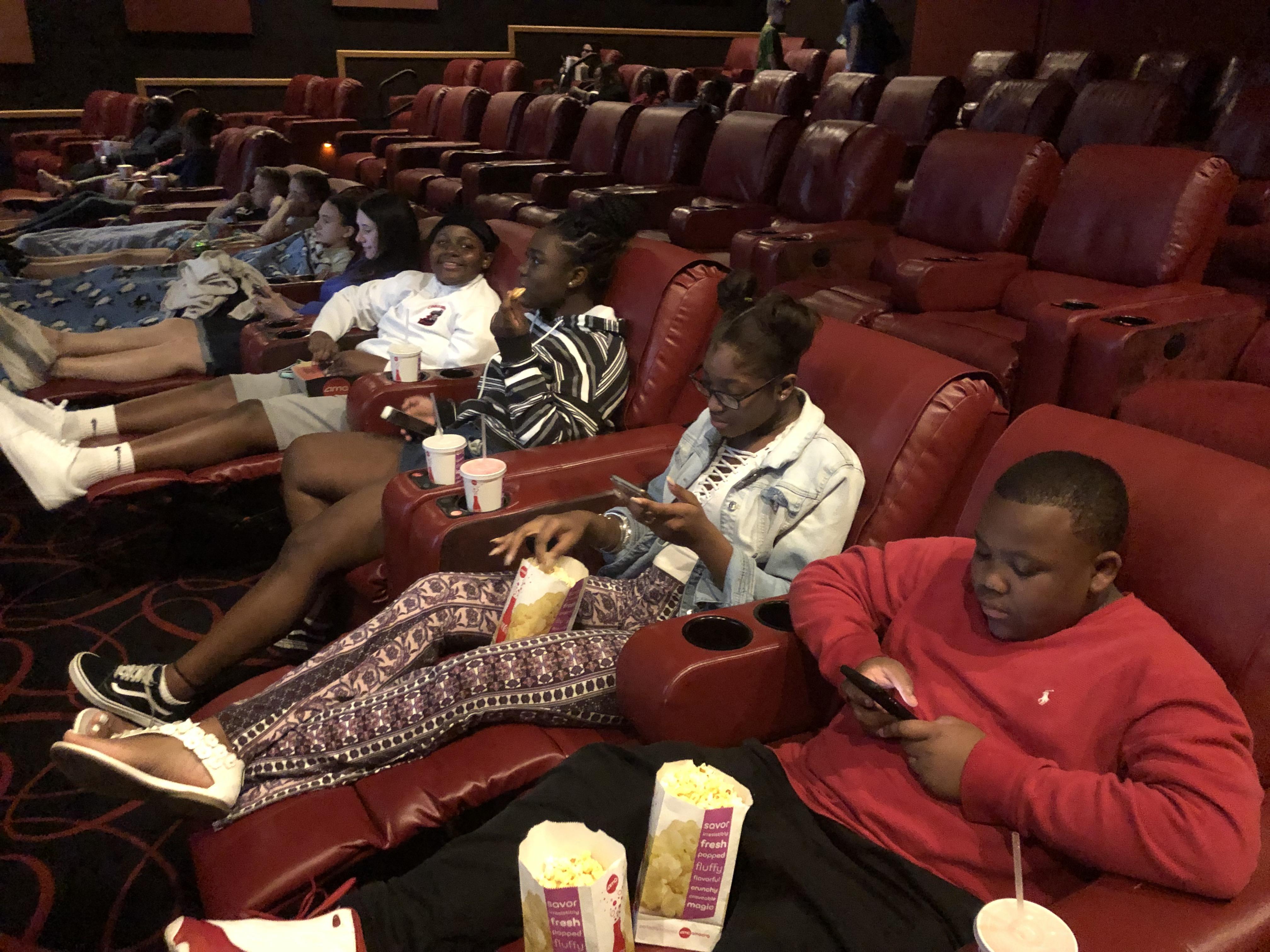 Teens at the Movies 3