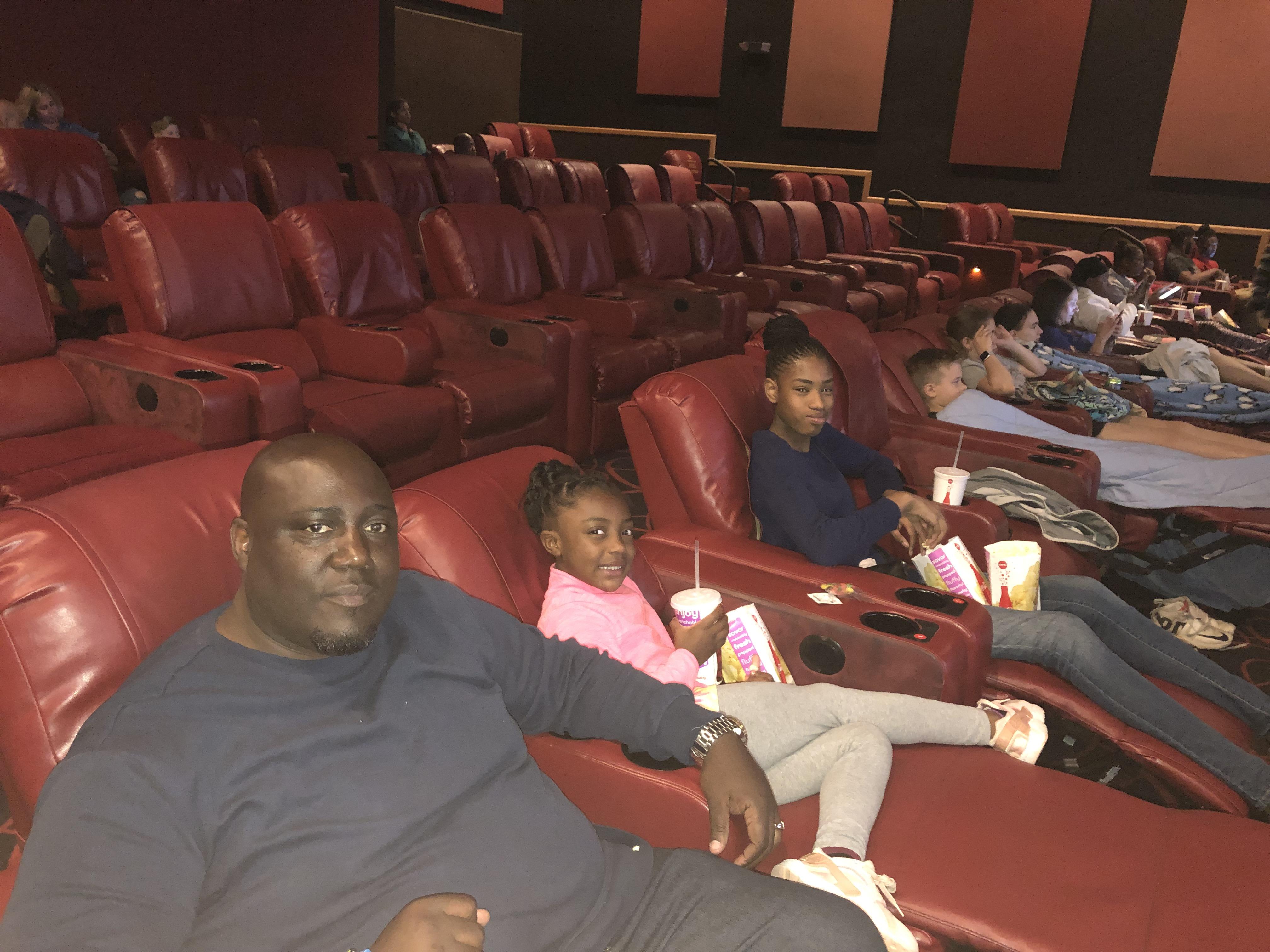 Teens at the Movies 1