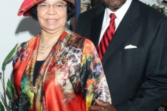 Pastor and First Lady Campbell